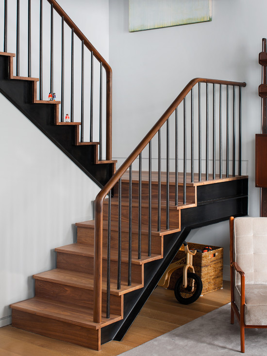 Fier forjat pitesti balustrade moderne fier forjat for Escaleras para casas de 2 pisos