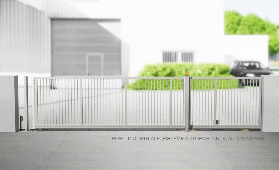 porti industriale sistem autoportant